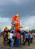 Ganesha Festival India Royalty Free Stock Photography