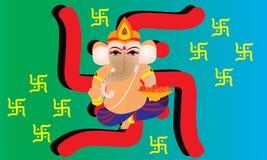 Ganesha. Ganesa, also known as Pillaiyar, Ganapati and Vinayaka, is a widely worshiped deity in the Hindu pantheon Royalty Free Stock Photos