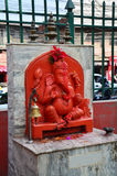Ganesha of Ganesh in Thamel Katmandu Nepal Stock Foto