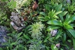 Ganesha Garden Statue Royalty Free Stock Photography