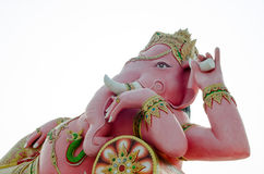 Ganesha - God of Good Luck Royalty Free Stock Photography
