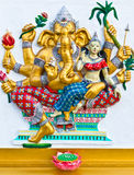 Ganesha is the god of India Royalty Free Stock Images