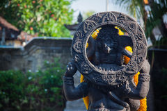 Ganesha god indonesian jungle Stock Photo