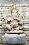 Ganesha God of successful Royalty Free Stock Image