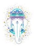 Ganesha god vector Stock Photos