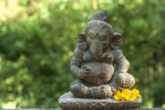 Ganesha-Gottheit Stockfotografie
