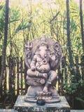 Ganesha Herre av framgång Arkivfoto