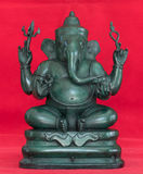 Ganesha Herre av framgång royaltyfri foto