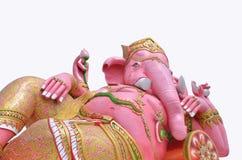 Ganesha Herre av framgång i Thailand Royaltyfria Bilder