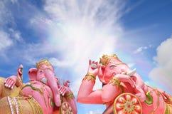 Ganesha Herre av framgång i Thailand Royaltyfri Fotografi