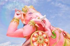 Ganesha Herre av framgång i Thailand Royaltyfri Foto