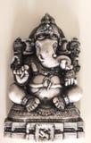 Ganesha - in Hindoeïsme is de god van wijsheid en welvaart één van bekendste en meest aanbeden deities in het Hindoese pantheon stock fotografie