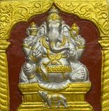 Ganesha Hindu god Stock Photo