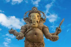 Ganesha, Hindu God statue Royalty Free Stock Photos