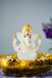 Ganesha Hindu God statue Royalty Free Stock Photos