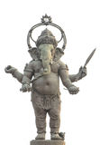 Ganesha, Hindu God statue Stock Photo