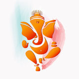Ganesha Hindu God Royalty Free Stock Images