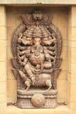 Ganesha. Hindu Ganesha - hinduist god with head of elephant Royalty Free Stock Image