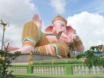 Ganesha hinduism dla cześć zdjęcia royalty free