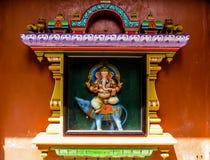 Ganesha, Hinduski słonia bóg Zdjęcia Stock