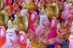 Ganesha Idols Stock Image