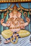 Ganesha - Indische God royalty-vrije stock fotografie