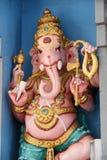 Ganesha - Indische God royalty-vrije stock afbeeldingen