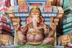 Ganesha - Indische God stock fotografie