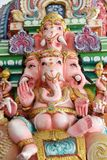 Ganesha - Indische God stock afbeeldingen