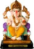 Ganesha - Indische God Stock Foto's