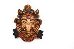 Ganesha-Kopfarchivbilder Lizenzfreies Stockfoto