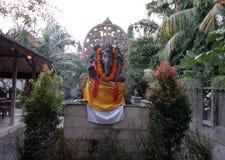 Ganesha le seigneur du succès images libres de droits