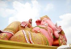 Ganesha: Lord des Erfolgs lizenzfreie stockbilder