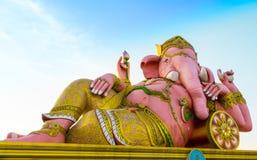 Ganesha Lord des Erfolgs Stockbild