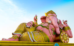 Ganesha Lord of Success Stock Image