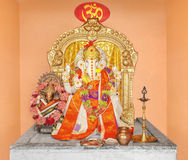 Ganesha the Lord of Success Stock Photography
