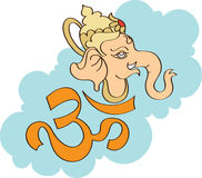 Ganesha The Lord Of Wisdom Royalty Free Stock Photos