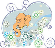Ganesha The Lord Of Wisdom Royalty Free Stock Photo