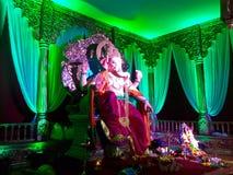 Ganesha - Mahimcha raja royaltyfria foton