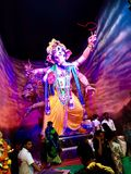Ganesha - Mumbaicha Raja. This God of knowledge and the remover of obstacles is also the older son of Lord Shiva. Lord Ganesha is also called Vinayak ( stock image