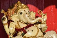 Ganesha (Phra Phikhanet) royalty-vrije stock afbeelding