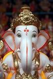 Ganesha Portrait stock image