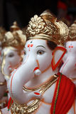 Ganesha Portrait Royalty Free Stock Photos