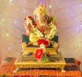 Ganesha Puja Royalty Free Stock Photo
