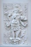 Ganesha rzeźba zdjęcia stock