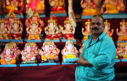 Ganesha Seller Stock Photography