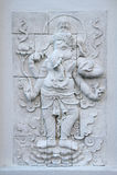 Ganesha-Skulptur Stockfotos