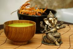 Ganesha SPA Stock Photography