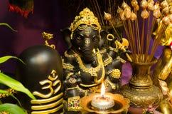 Ganesha statua Zdjęcie Royalty Free