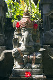 Ganesha statua, Bali Zdjęcie Royalty Free